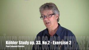 Köhler – Study No. 2 | Exercise 2