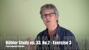 Köhler – Study No. 2 | Exercise 3