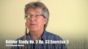 Köhler – Study No. 3 | Exercise 3