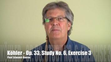 Köhler – Study No. 6 | Exercise 3