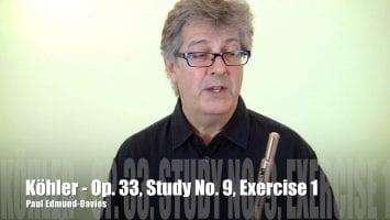 Köhler – Study No. 9 | Exercise 1