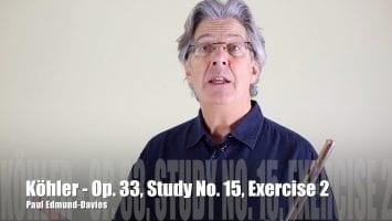 Köhler – Study No. 15 | Exercise 2