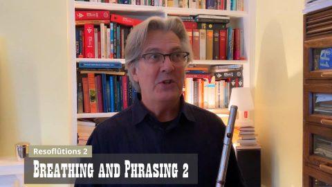 Breathing and Phrasing 2