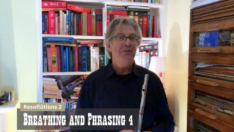 Breathing and Phrasing 4