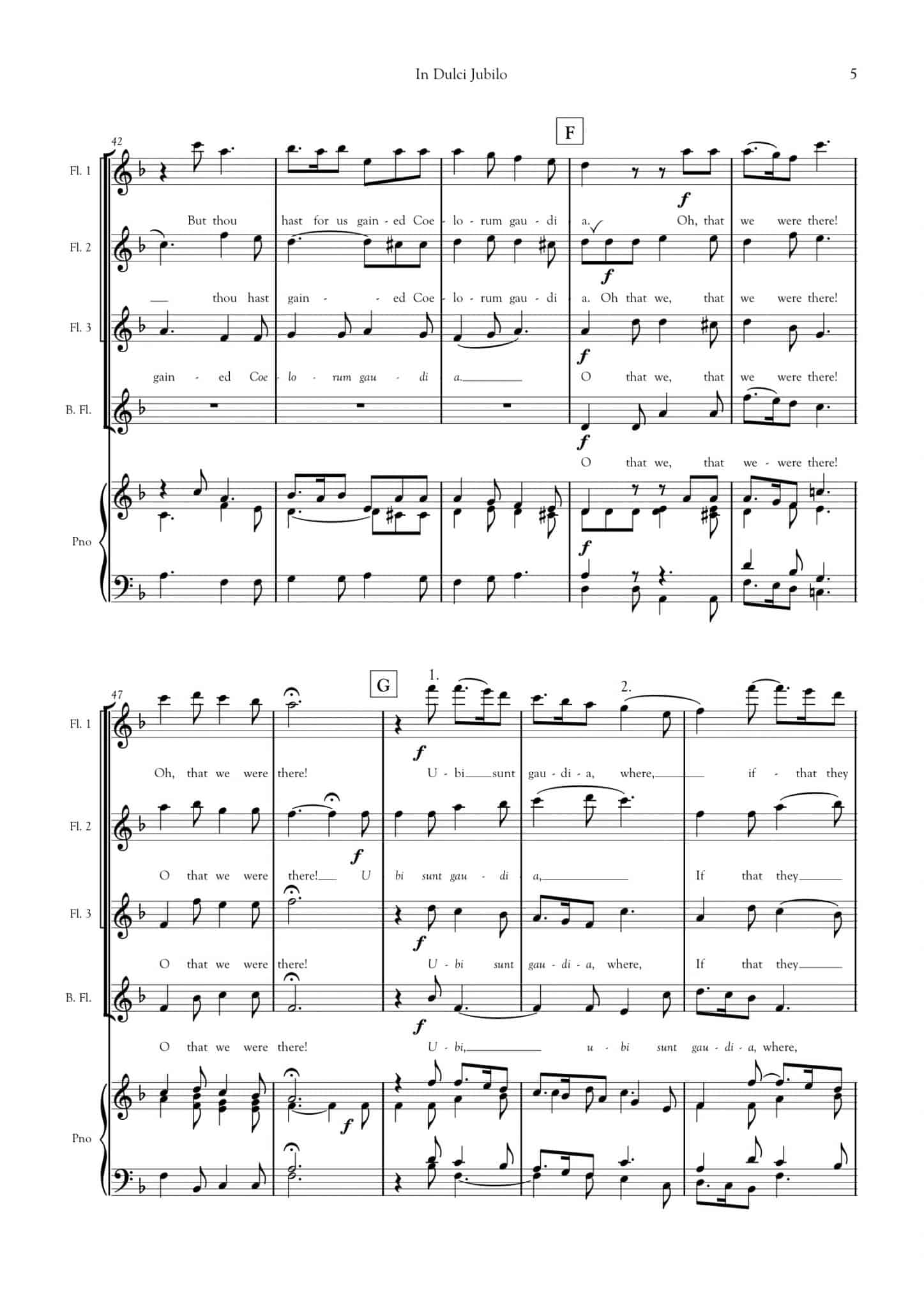 Simply Flute - In Dulci Jubilo - all parts_title sheet_no words copy_Part14