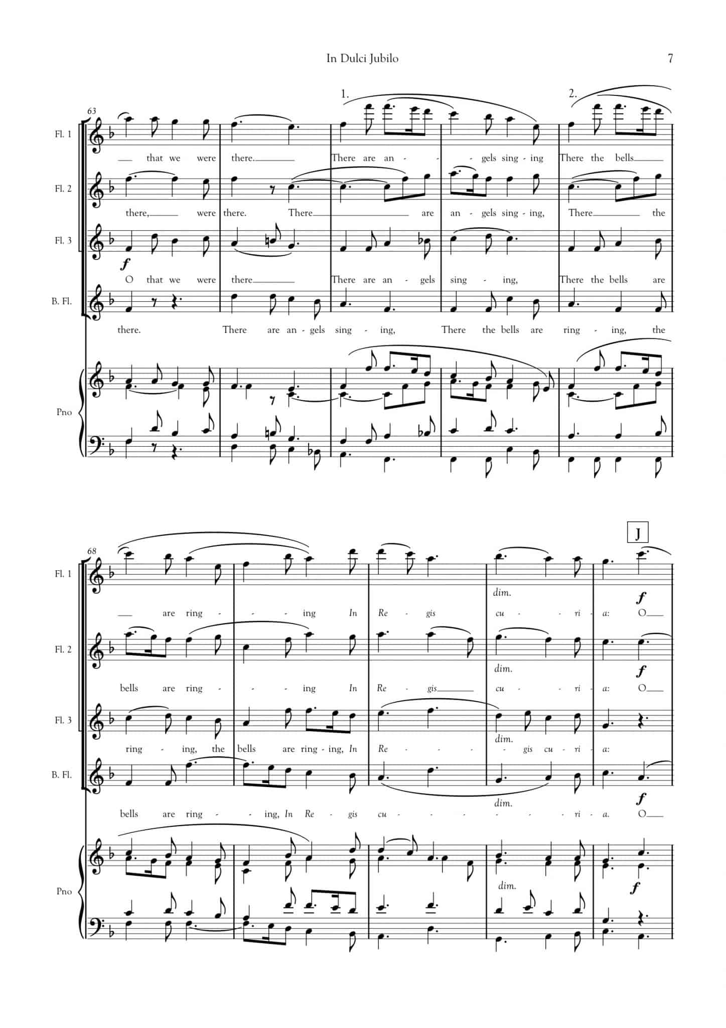 Simply Flute - In Dulci Jubilo - all parts_title sheet_no words copy_Part16