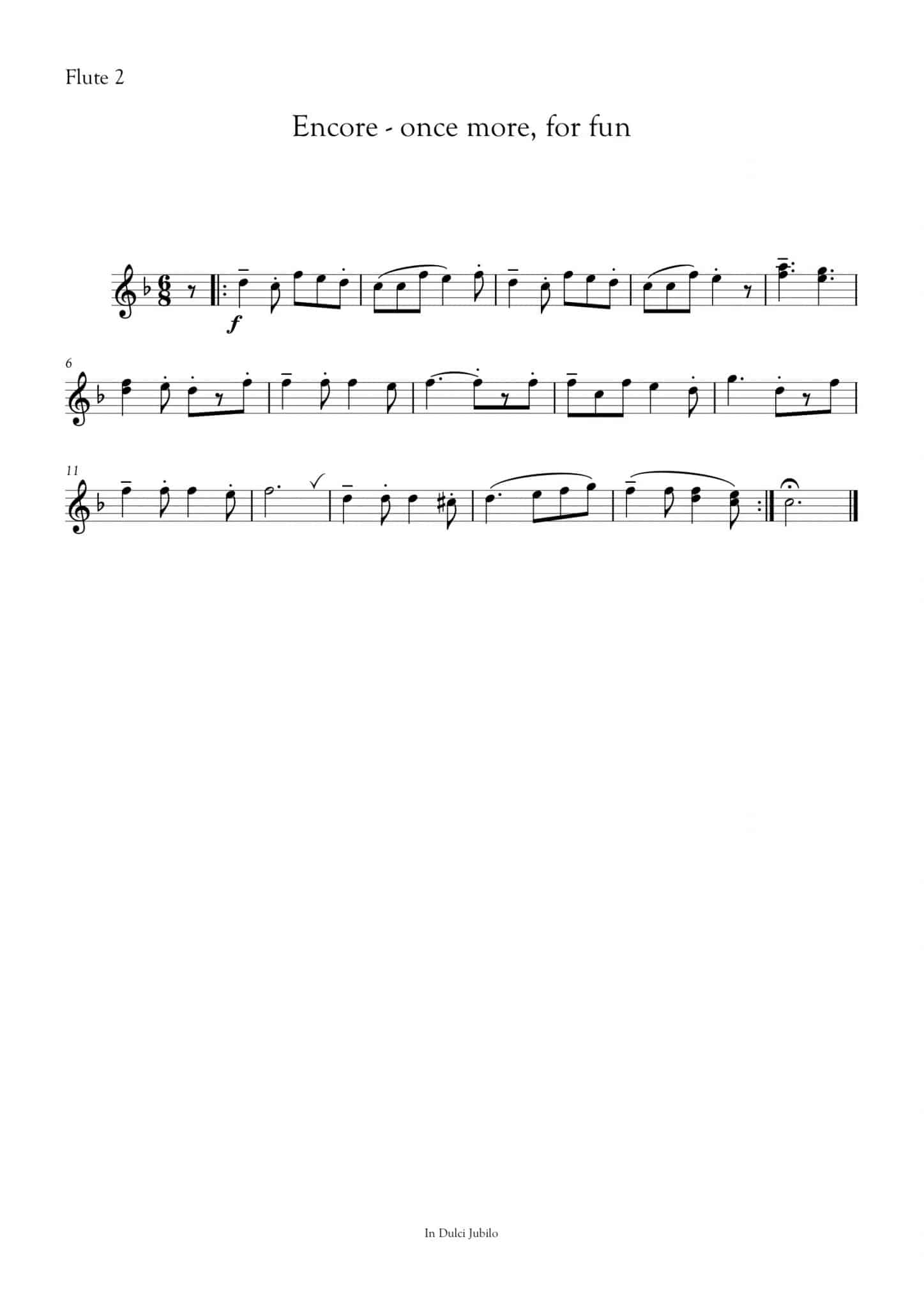 Simply Flute - In Dulci Jubilo - all parts_title sheet_no words copy_Part23