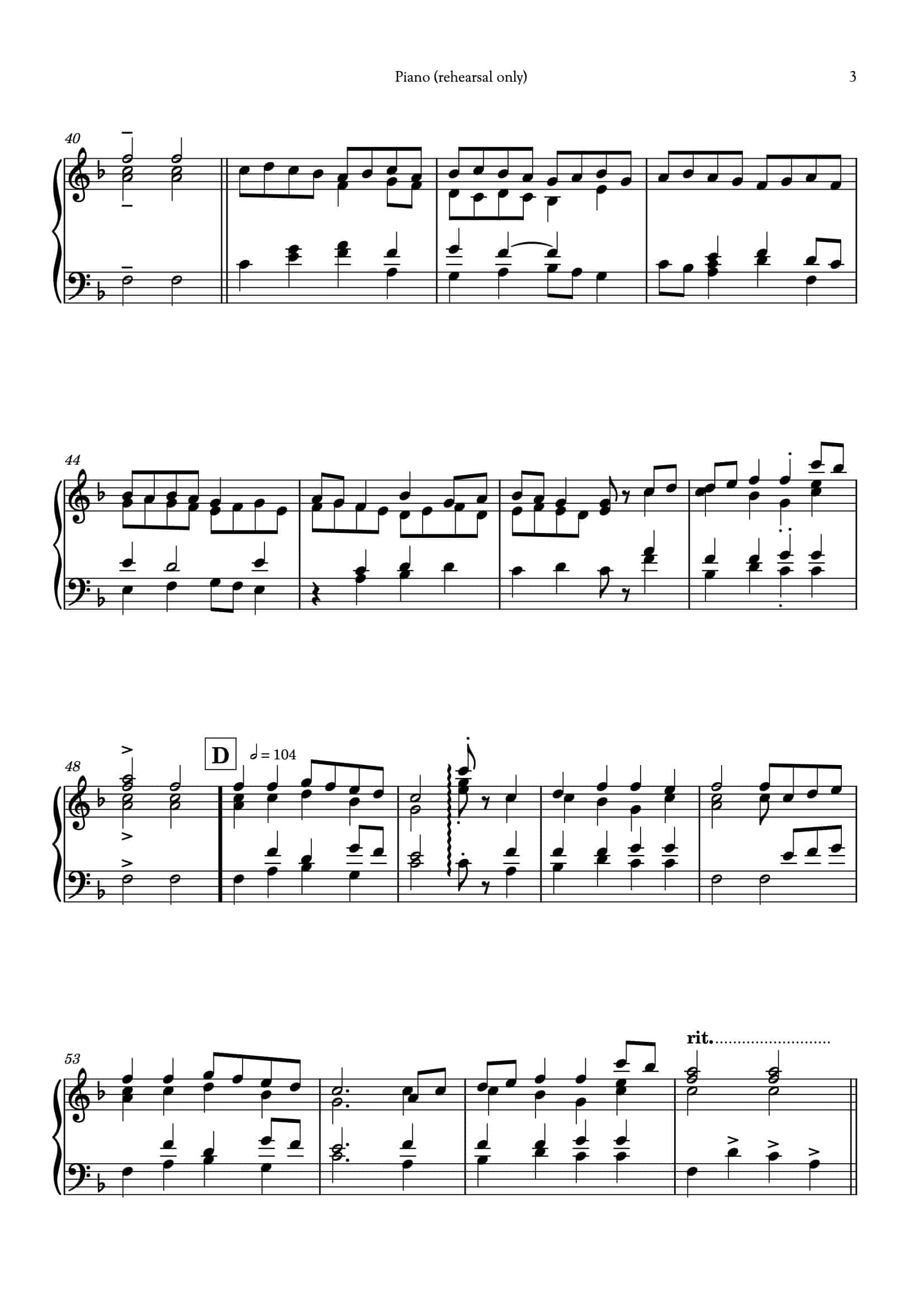 Ding Dong_for flute choir__Simply Flute-21