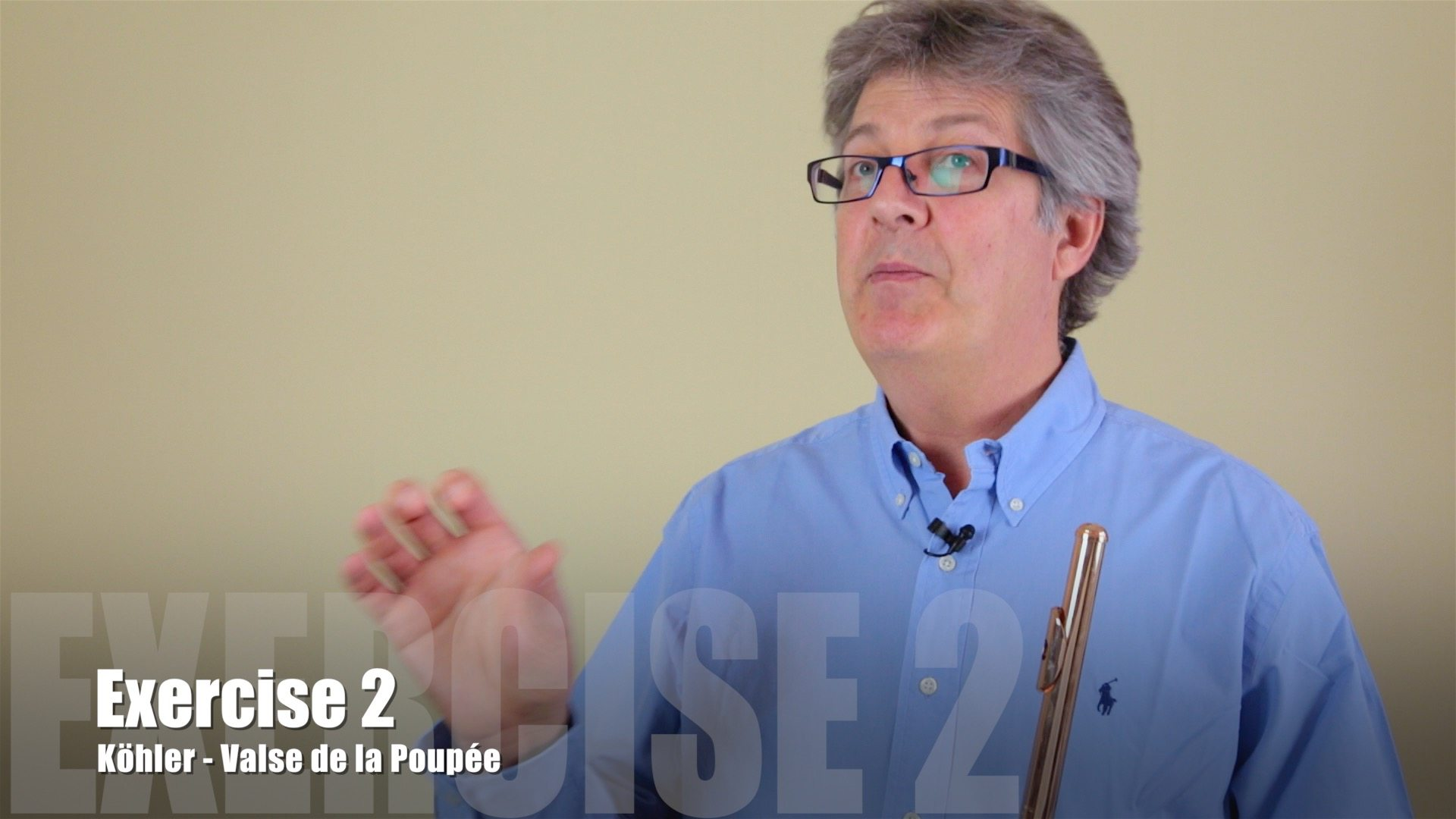 Köhler - Valse de la Poupée - Exercise 2