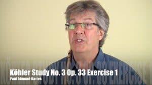 Köhler Study No 3 - Exercise 1