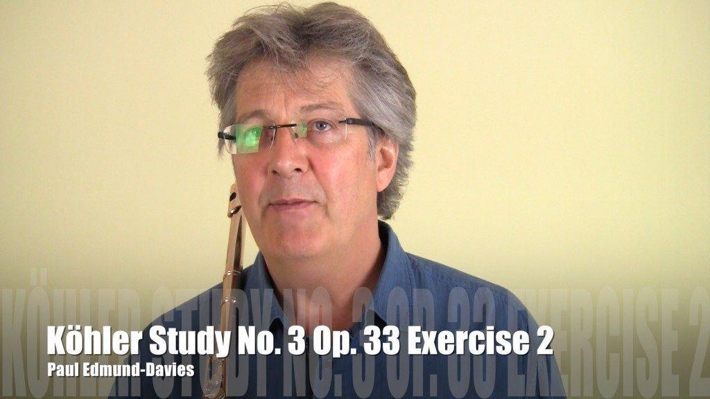 Köhler Study No 3 - Exercise 2