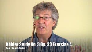 Köhler Study No 3 - Exercise 4