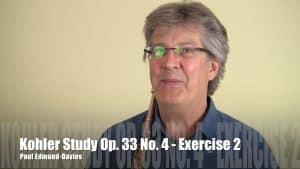 Köhler Study No 4 - Exercise 2