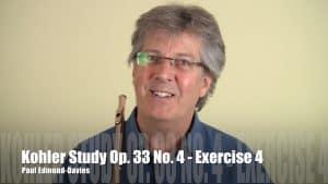 Köhler Study No 4 - Exercise 4