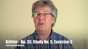 Köhler Study No 5 - Exercise 3