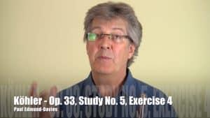Köhler Study No 5 - Exercise 4