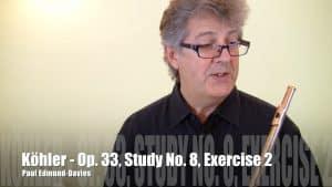 Köhler Study No 8 - Exercise 2