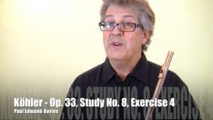 Köhler Study No 8 - Exercise 4