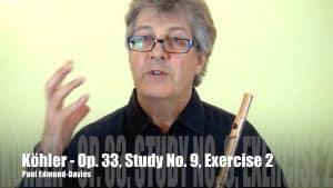 Köhler Study No 9 - Exercise 2